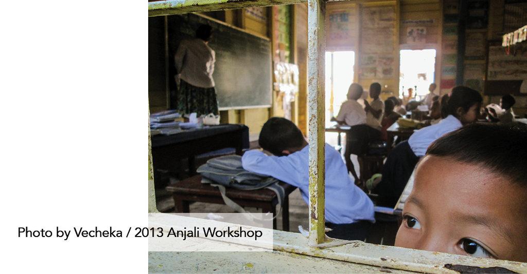 10-Day Photo Workshops for 50 Cambodian Children