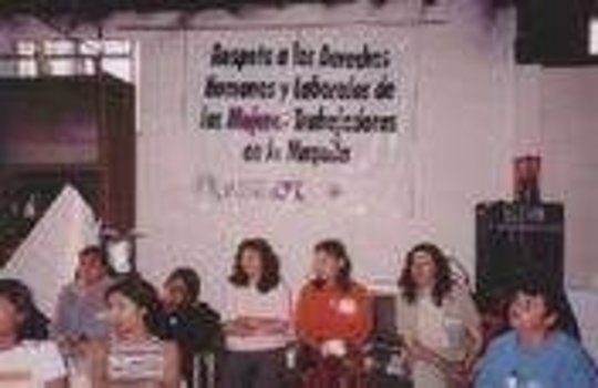 Labour Justice for Maquila Workers in La Laguna