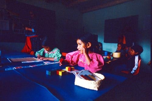 Promoting Education for Indigenous Girls in Mexico