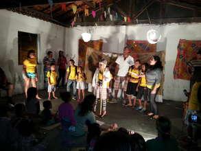 performance of Jobatucanto