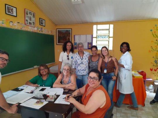 Vaccination Campaign Team