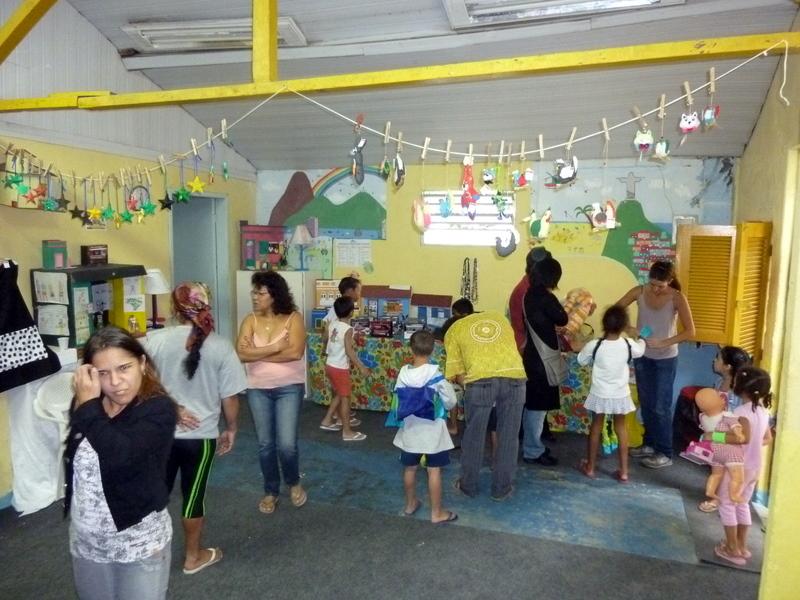 The Community Center Julio Otoni renewed