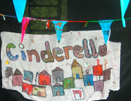 Cinderella Theatre Production!