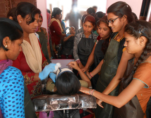 tips learning SHGs women in vocational Training