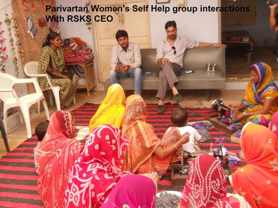 Parivartan Women