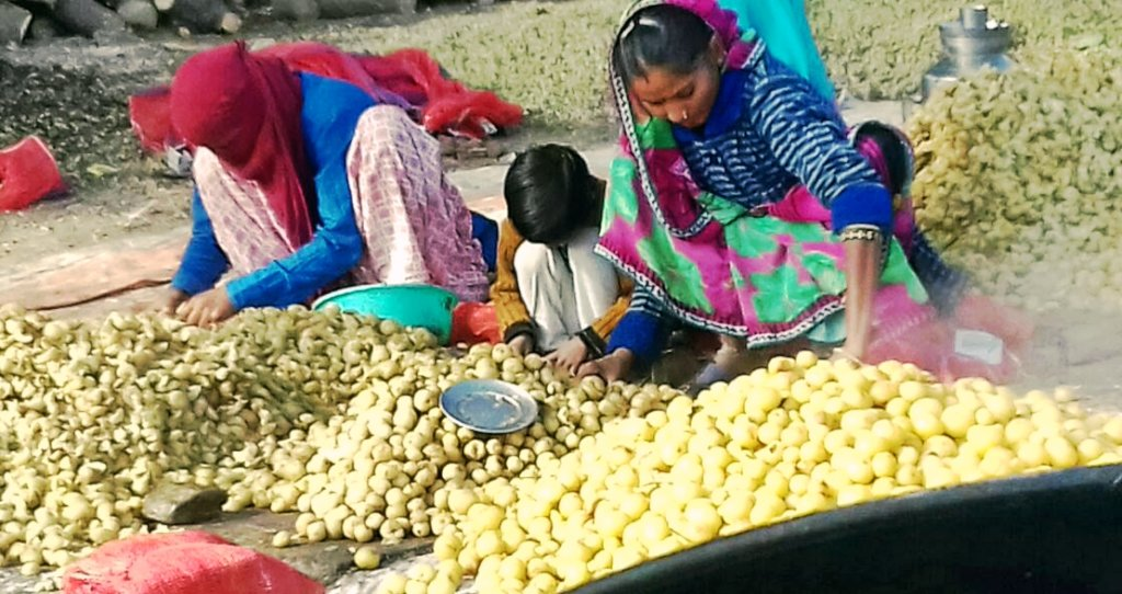 Empowering Rural Women With Small Business !!