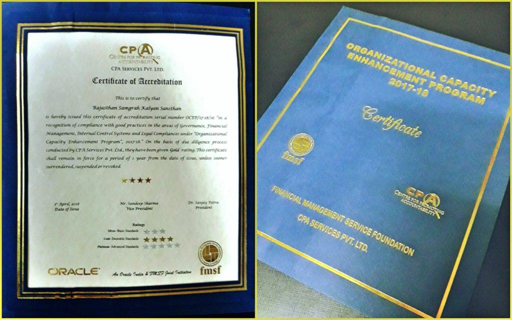 RSKS Honored! Feel Good ~ Do Good !!