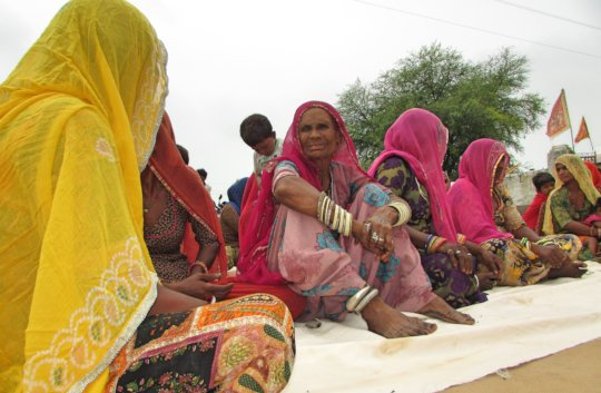 Empowering Rural Women With Unity