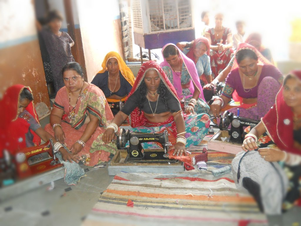 Empowering Women's with Sustainable Livelihood