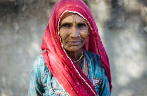 one of the women SHGs member