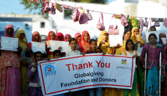 Empowering Poor women with sustainable livelihood