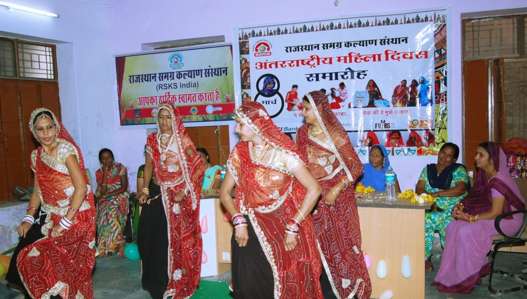 Women day celebration culture programme