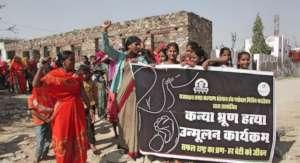 Awareness Rally on Save Girl Educate Girl