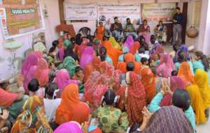Time is Now: Activists transforming women's lives!