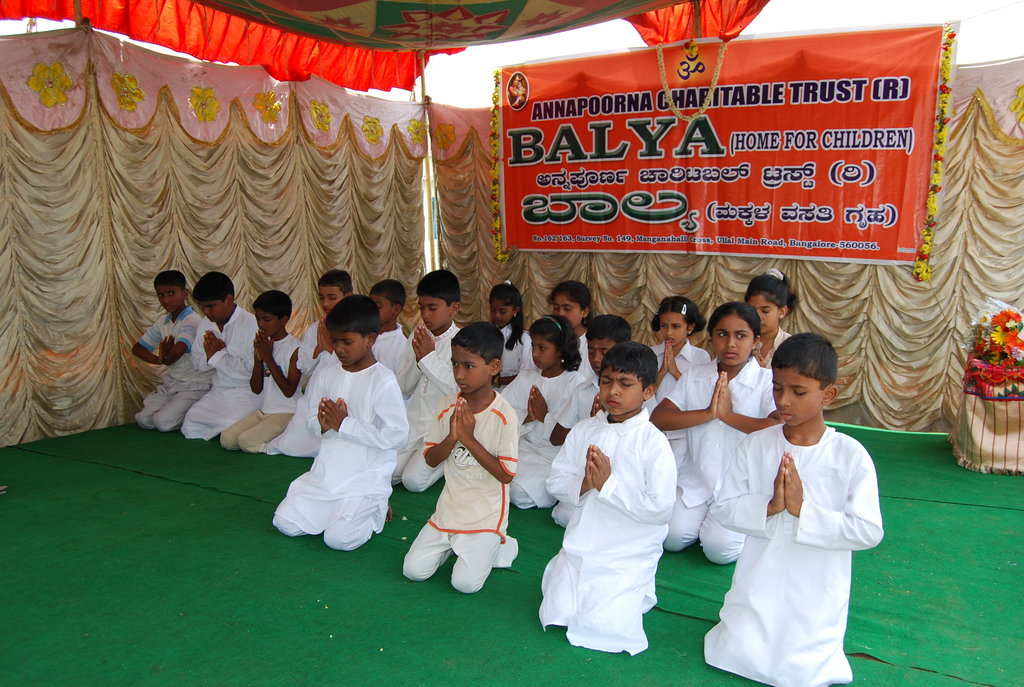 Balya- A home for 60+ Orphan children - Bangalore
