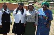 Help S. African women build income & HIV awareness