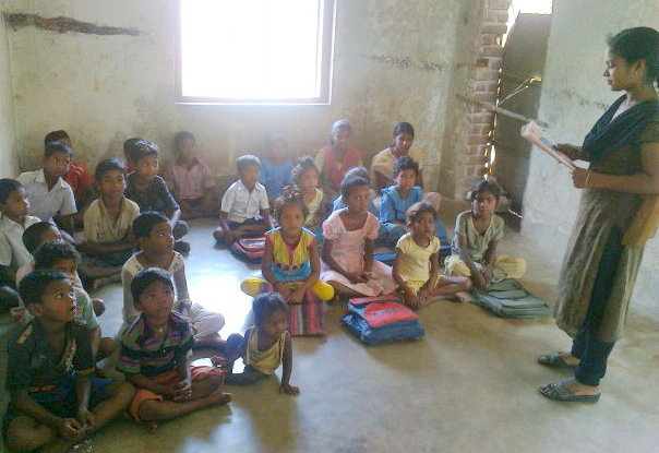 Education support to 300 Slum Children of Rayagada