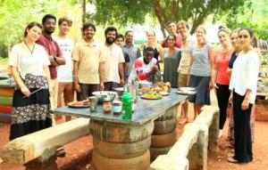 Team and Social Starters workshop