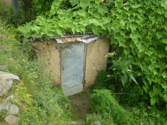 Toilet Condition in Schools of Rural Nepal.