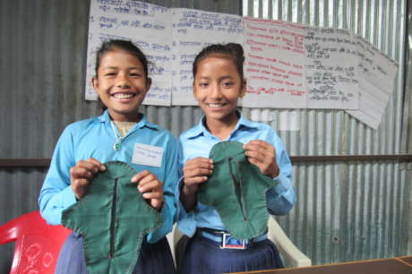 Menstrual Hygiene Management in schools of Nepal