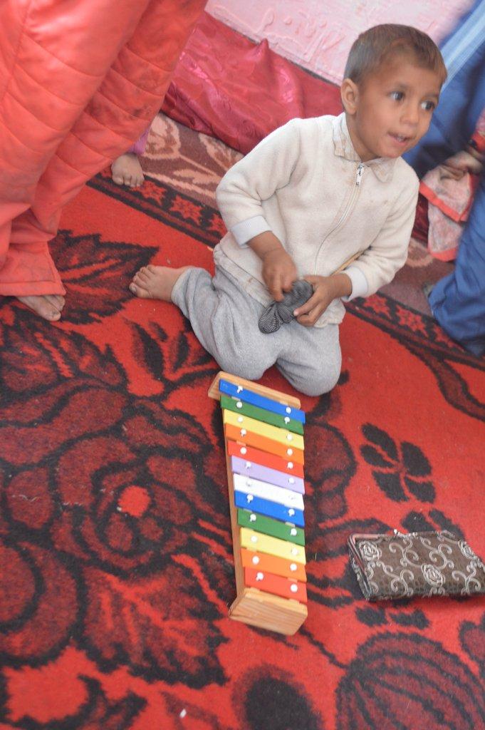 Kindergarten education for 30 children in Kosovo