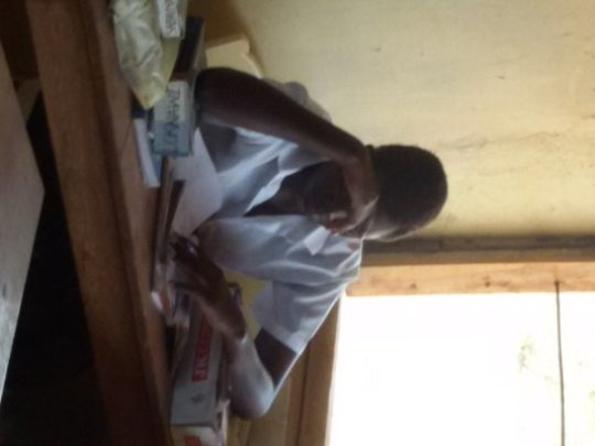 Student who Loves to Study