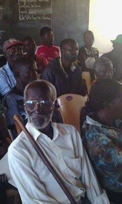 Meetings of elders at Gordon Clem Academy