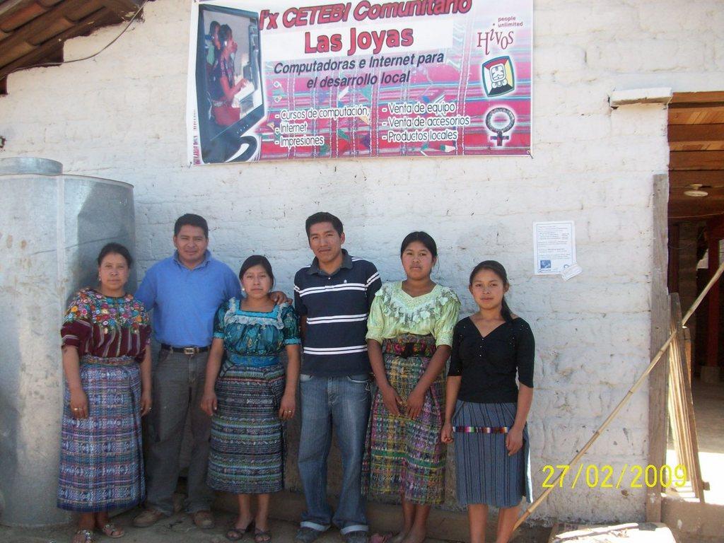 The Las Joyas Women