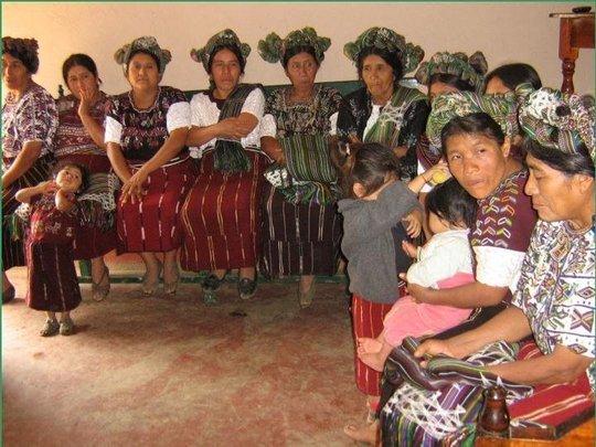 Ixil Women's Network