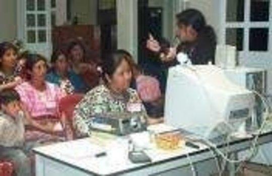 Technology Access for Mayan Women in Guatemala