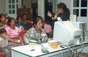 Technology Access for Mayan Women in Guatemala