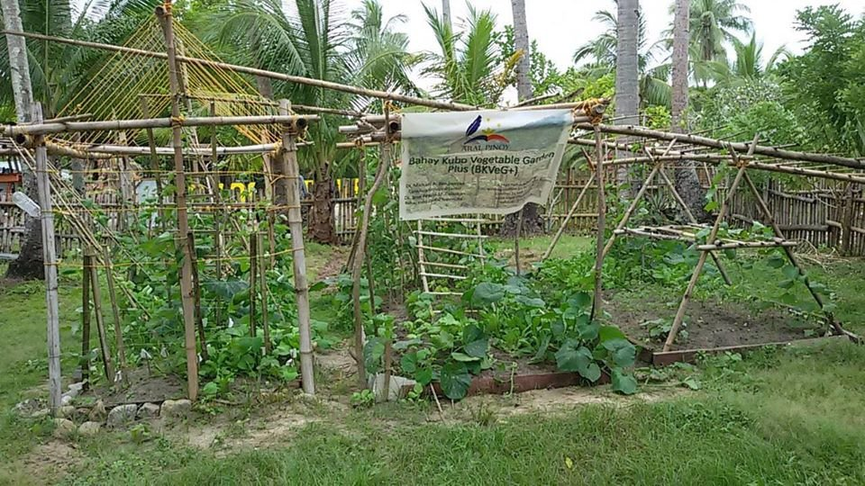Bahay Kubo Garden Garden Ftempo
