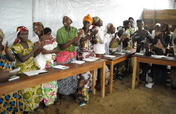 Teach 4200 women in the Congo (DRC) basic literacy