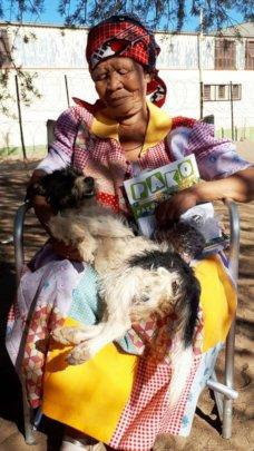 HAH Keetmanshoop dog client