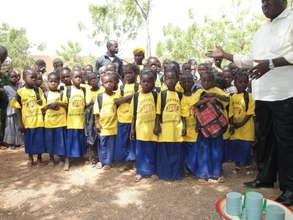 Tilli primary school girls