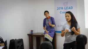 Pema's public speaking