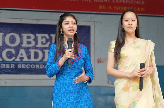 School Leadership Closing Ceremony Speeches