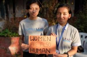 LEADers speak out against gender based violence