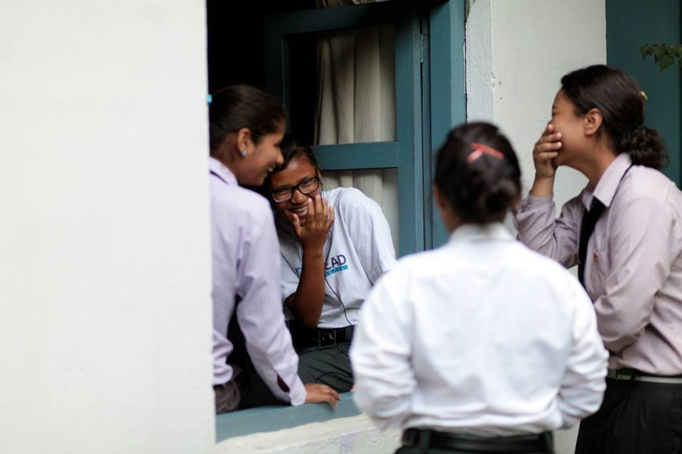 Empower 300 girls to become leaders in Nepal