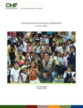 CHF Peru Final Report (PDF)