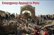 Earthquake Response in Peru