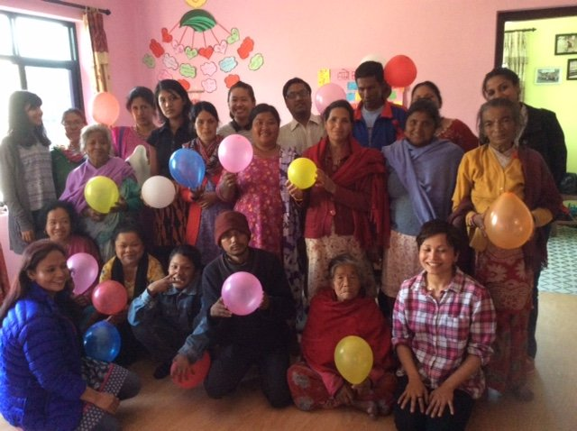 Upliftment of the Mentally Distressed in Nepal