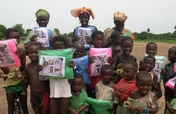 Mosquito Nets for 1,134 village families in Mali
