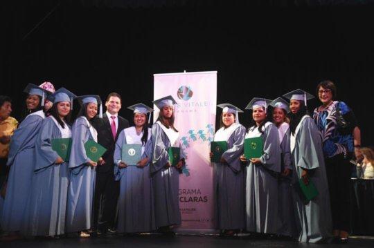 So Proud of Them! Las Claras in Their Graduation