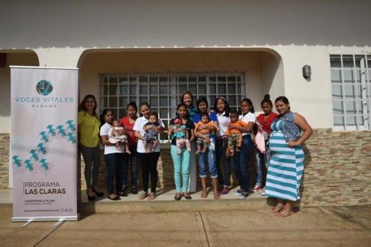 Third Group of Las Claras!