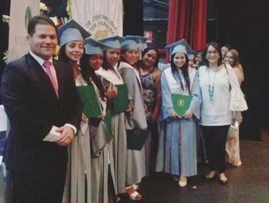 Graduating Class of 2017!