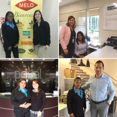 Fourth Group of Las Claras begin with internships