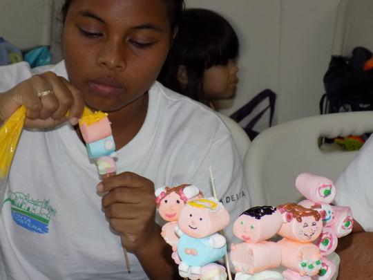 Marshmallows Workshop