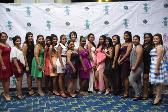 Las Claras at Ballet Gala in December