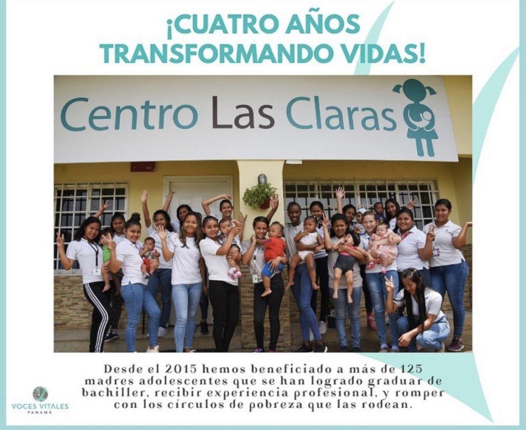 Four Years of Las Claras Program